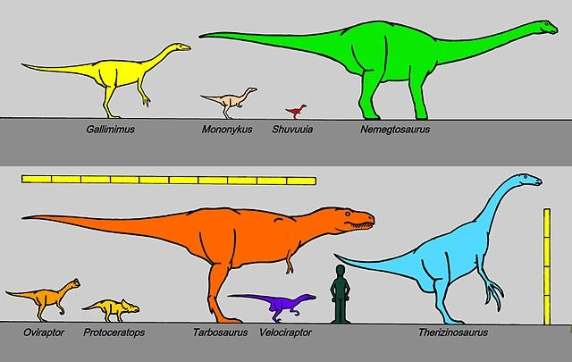 Why Were Dinosaurs So Much Bigger Than Animals Today?