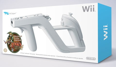 Wii Zapper Box Makes Us a Little Excited