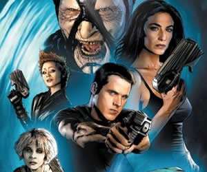 Farscape's Editor Talks Monthly Thrills And Webisode Teases