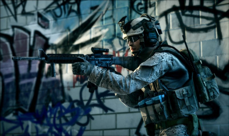 Holy Moly. Battlefield 3 Has Some Gorgeous Screenshots