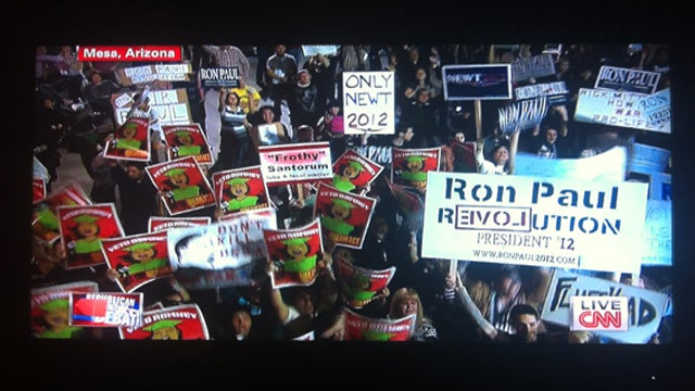 Quiz Time: Can You Pick Out the Best Sign from Tonight's GOP Debate?