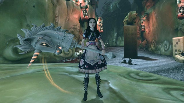 American McGee Says American McGee's Alice Is Coming To The New Alice: Madness Returns