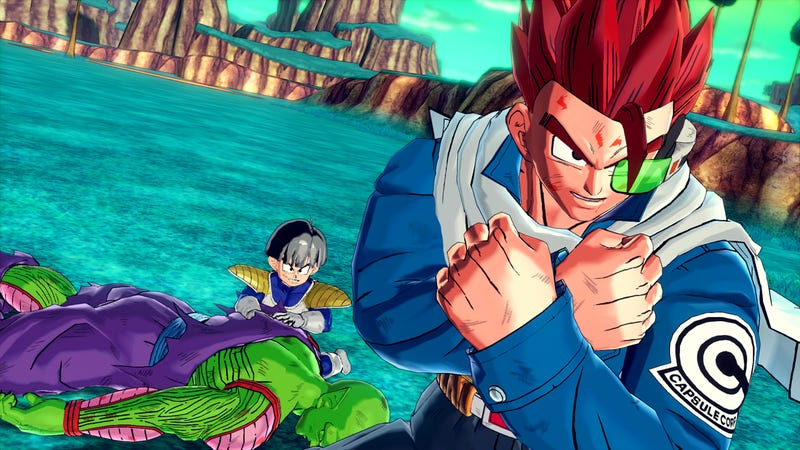 Meet Dragon Ball's Mysterious New Character