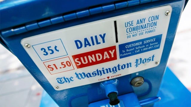 At Least One Washington Post Employee Is Making Millions