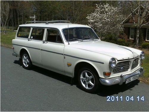 Nice Price or Crack Pipe Volvo 122 Wagon Gallery