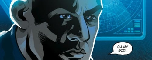 New Abrams Trek Comic Reveals Deleted Scenes