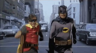 Adam West Batman TV Series Getting DVD Release