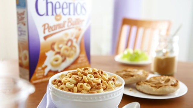 General Mills Dares to Release Peanut Butter Cheerios