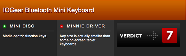 Death Match: Mobile Bluetooth Keyboards