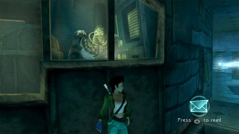 Beyond Good & Evil In High Definition Looks Like...This