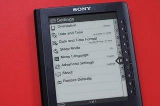 Sony Reader Pocket
