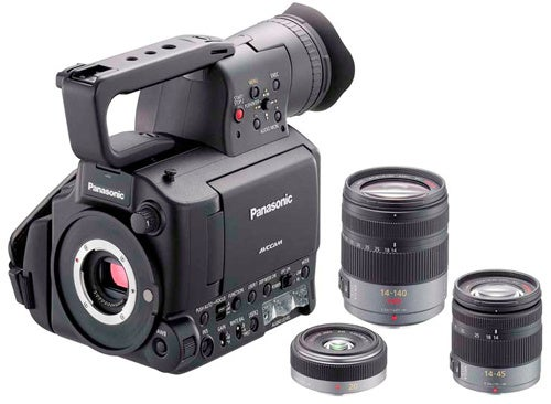Panasonic's Compact Interchangeable Video Camera Will Cost $10,000 in Japan This December