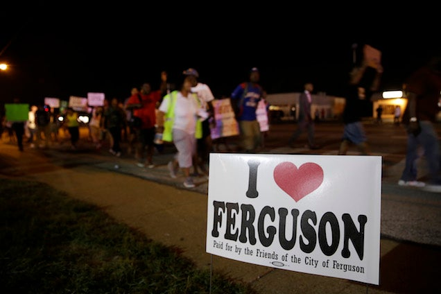 White People Have Thoughts About Ferguson, Too