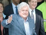 Restraint Over Ted Kennedy: Tired, Apparently