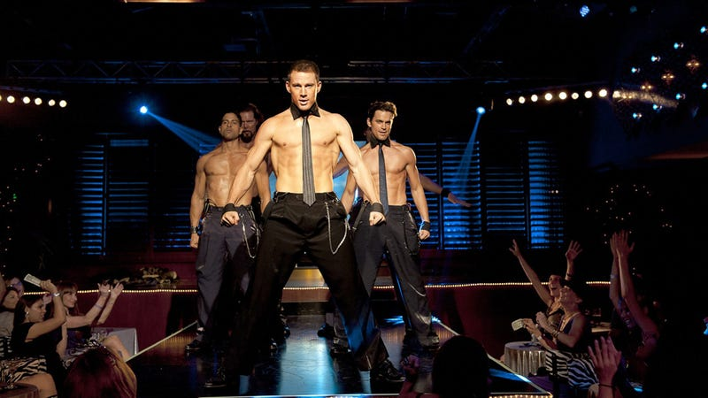 'Magic Mike,' Junk in the Face and the Female Gaze