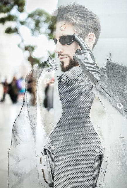 You Didn't Ask for This Amazing Deus Ex Cosplay, But You're Getting it