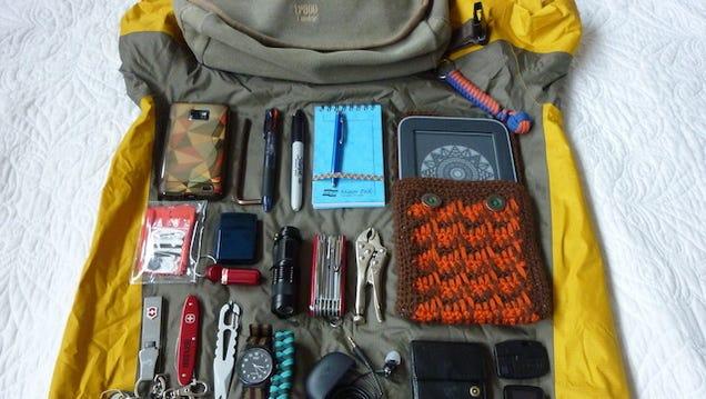 The PhD Student's Bag