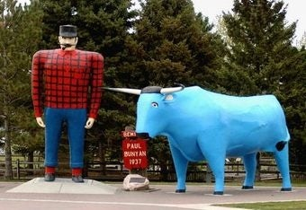 Are you ready for an evil Paul Bunyan movie?