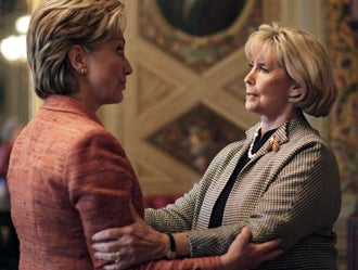 Meet Lilly Ledbetter. She's A Good Reason To Vote Against John McCain