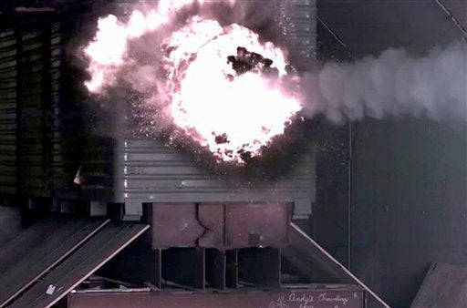 The Navy's Explosive Super Weapon Crushes Speed Records