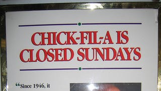 So why does Chick-Fil-A Advertise on Sundays?