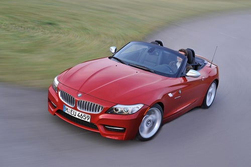 BMW Z4 sDrive35i: First Photos