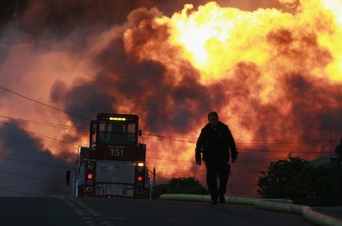 The 272,000 Mile Natural Gas Network Underneath Us Destroyed an Entire California Neighborhood