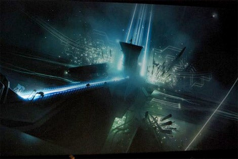 Tron Legacy Concept Art Takes You Inside Cyberspace