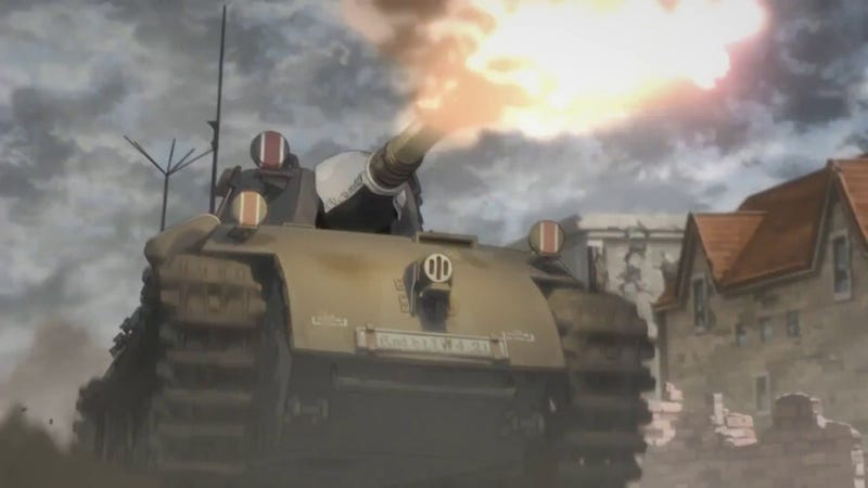 Valkyria Chronicles: Where Histories Diverge