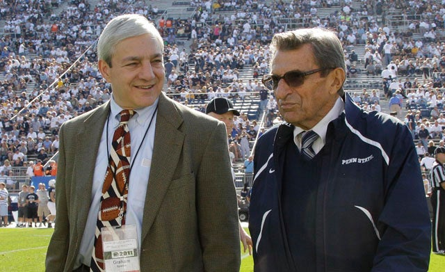 Report: Penn State President Passed On Sweeping Reforms In 2004