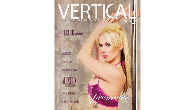 Yet Another Pole Dancing Magazine Hits The Stands