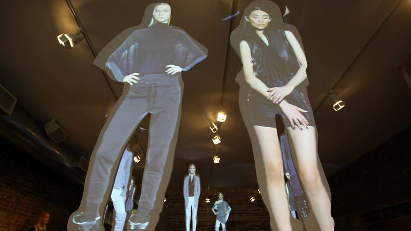 Fashion Week Continues to Strut Along