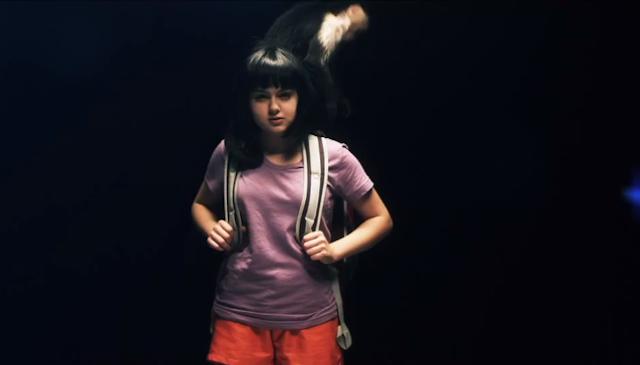 Dora the Explorer channels Indiana Jones in her live-action parody adventure