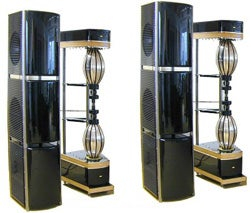 MBL Speakers Look Steampunkish, Cost More Than a Black Market Left Kidney