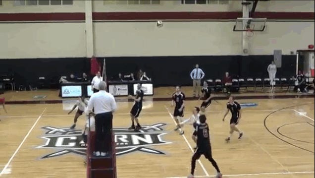 This Might Be The Greatest Sports GIF Ever