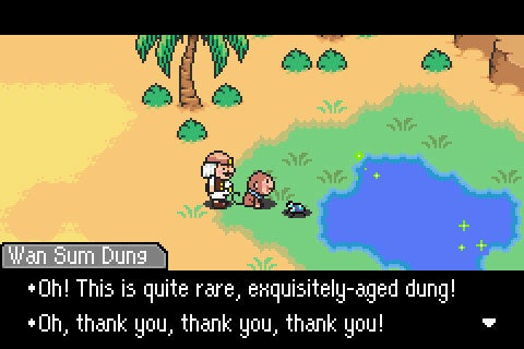 Interview With A Mother 3 Fan Translator