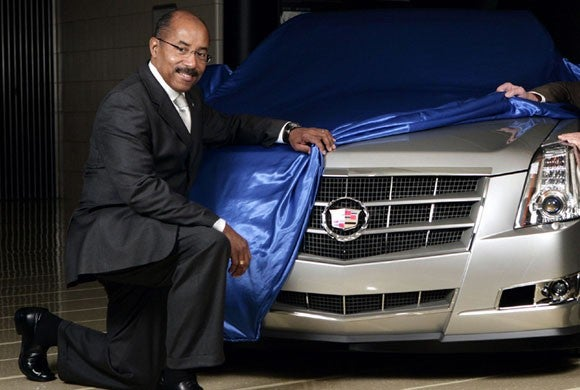 Name That Executive: ANSWER: Ed Welburn GM's VP of Global Design: Elapsed Time = 1hr. 13min. 20sec.