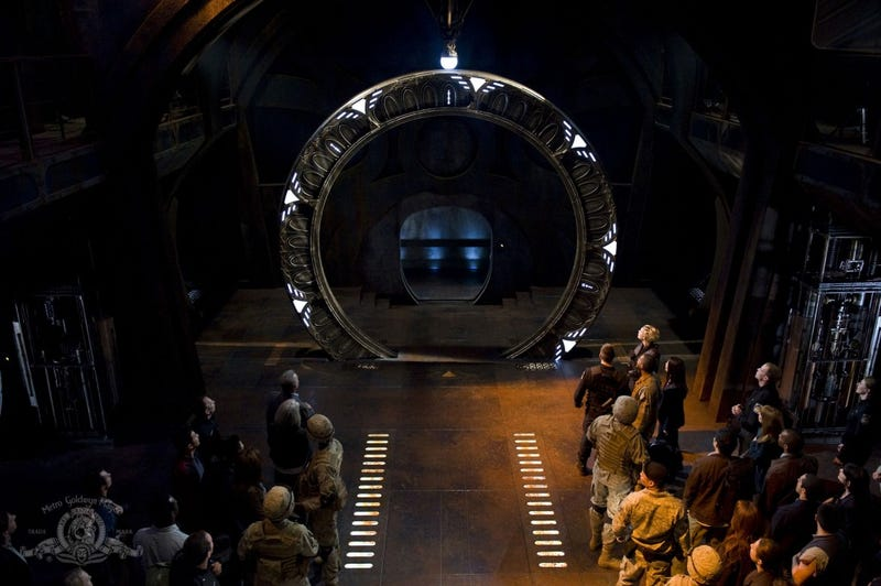 Stargate Universe Earth Gallery