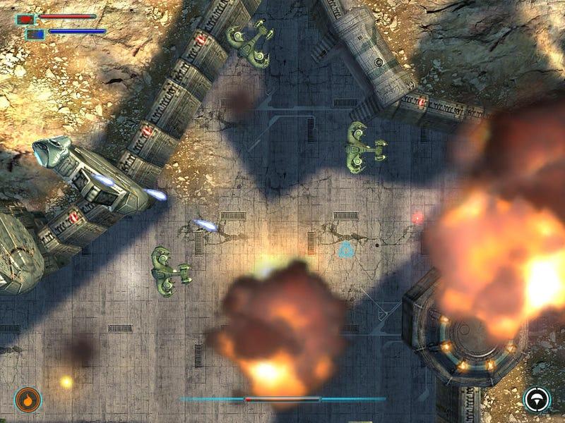 Ubisoft Brings Protöthea Shump to WiiWare