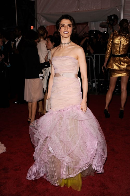 Met Museum Costume Institute Ball: The Bad