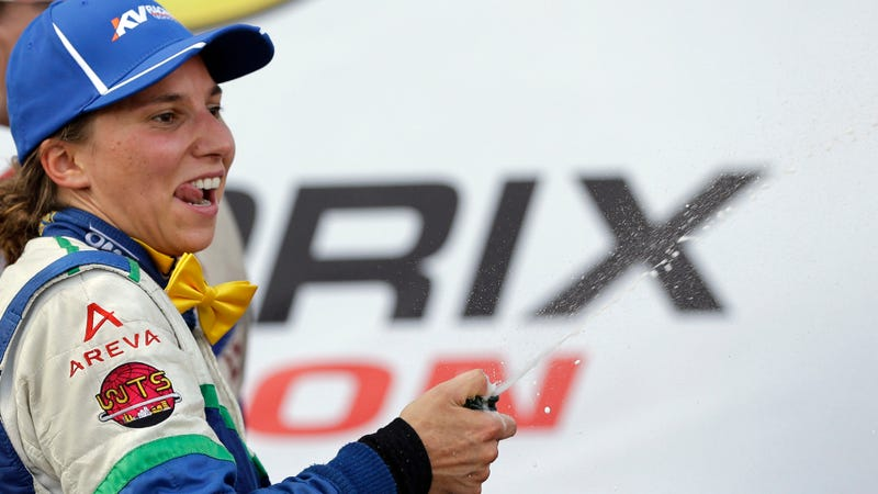 Simona de Silvestro Could Be First Female F1 Racer In 23 Years