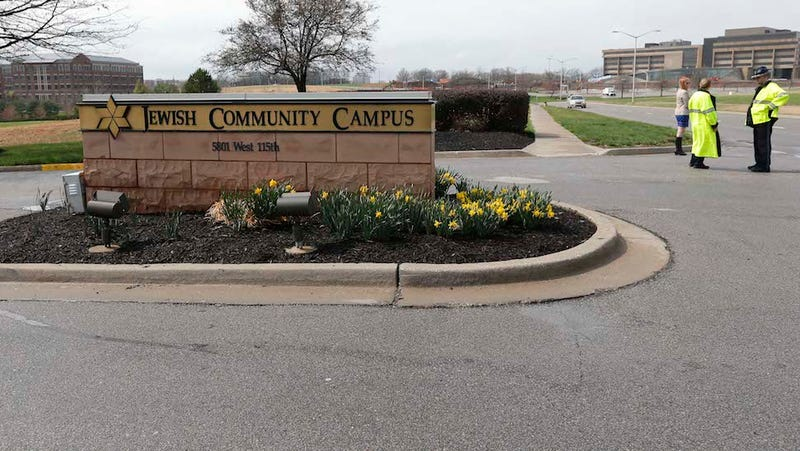 Three Dead in Shootings at Kansas Jewish Centers