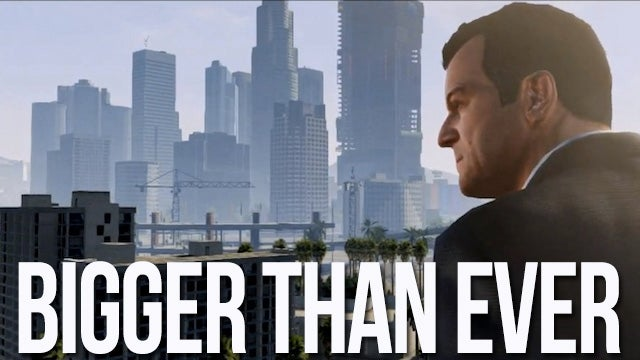 Guys, GTA V isn't really that good, and why you should be upset about it.