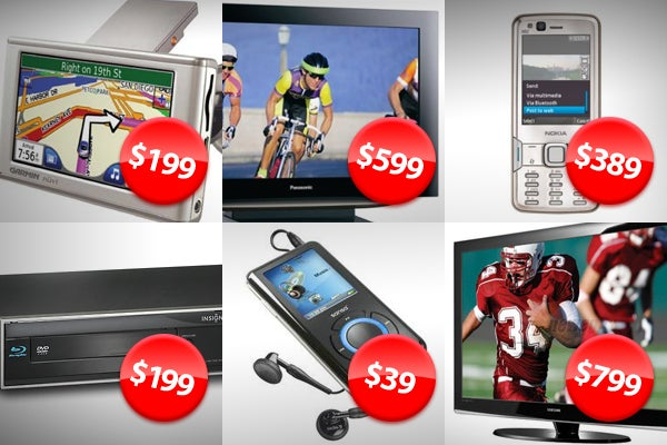 Black Friday Technology Deals Start Now