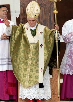 The Devil Wears Prada, The Pope Wears Straight Jesus
