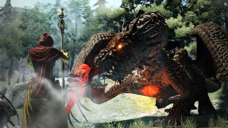 Six Video Game Reviewers Team Up to Take On Dragon's Dogma