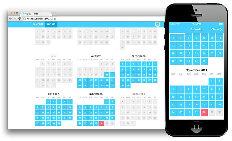 Bokeh Is a Beautiful and Clutter-Free App That Logs Your Life