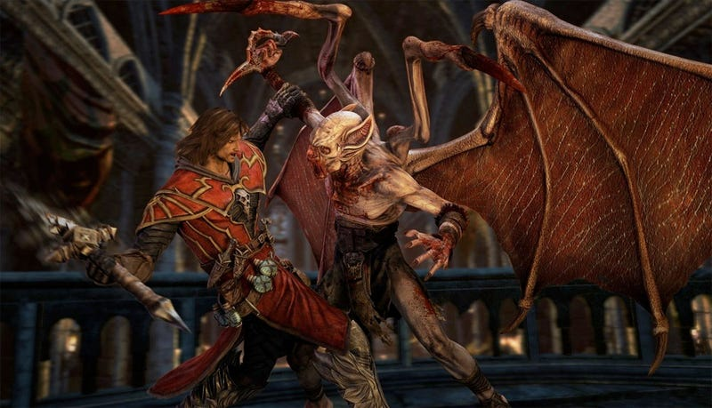 Review: Castlevania: Lords of Shadow