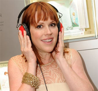Molly Ringwald On Getting The Pretty Back