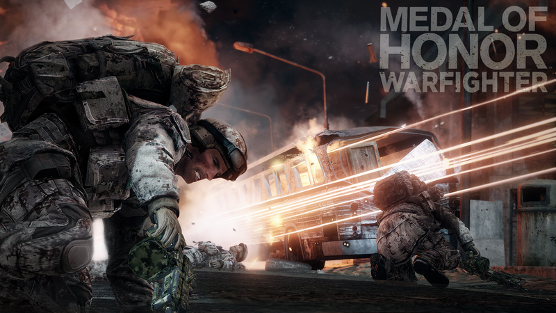 Medal of Honor Warfighter's Open Beta Starts Tomorrow, But Only on Xbox Live